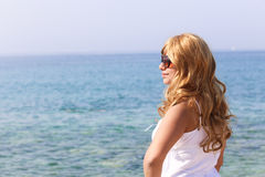 Greece Island Royalty Free Stock Images