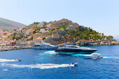 Greece Island Stock Images