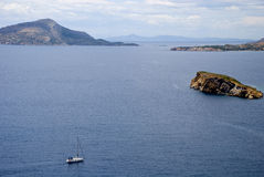 Greece. Islands of the archipelago of Cyclades. Royalty Free Stock Images