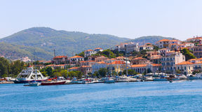 Greece islands Stock Photography