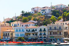 Greece islands Stock Photography