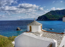 Skopelos Island Greece Royalty Free Stock Photos