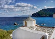 Skopelos Island Greece Royalty Free Stock Photos