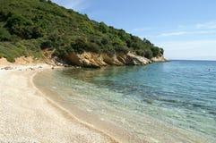 greece ithaca Arkivfoto
