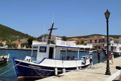Greece, Ithaca Royalty Free Stock Photo