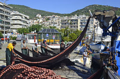 Greece, Kavala Stock Photography