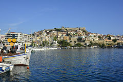 Greece, Kavala Royalty Free Stock Images