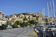 Greece, Kavala Royalty Free Stock Photography