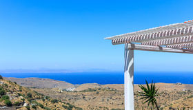 Free Greece, Kea Island - Pergola Detail Royalty Free Stock Photo - 97464515
