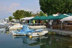 Greece, Keramoti Royalty Free Stock Photography