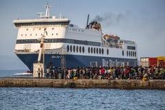 Greece - Kos isle Stock Photography