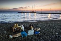 Greece - Kos isle Stock Image