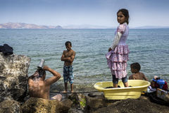 Greece - Kos isle Stock Images