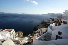 greece krajobraz Obraz Royalty Free