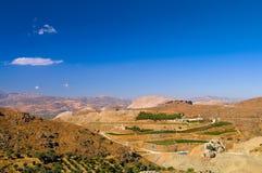 Greece landscape royalty free stock image