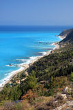 greece lefkas Arkivbilder