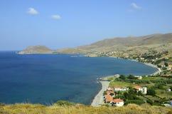 Greece_Lemnos Fotografia Stock Libera da Diritti