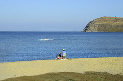 Greece_Lemnos Foto de archivo