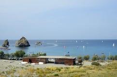 Greece_Lemnos Island, holiday Stock Photos