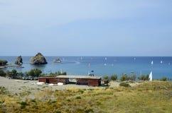 Greece_Lemnos Island Stock Images