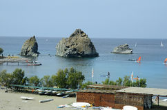 Greece_Lemnos Island, summer Royalty Free Stock Images