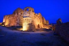 Greece, Lesbos Island, Mithimna stock photo