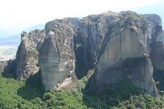 Greece. Meteora Royalty Free Stock Photo