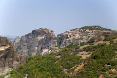 Greece. Meteora Royalty Free Stock Photo