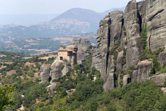 Greece. Meteora Stock Photos