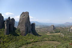 Greece. Meteora Stock Photo