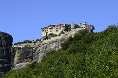 Greece, Meteora Royalty Free Stock Photo