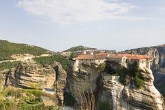 Greece - Meteora Royalty Free Stock Photos