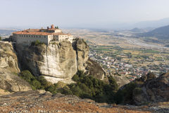 Greece - Meteora Stock Photography