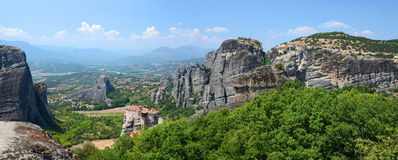 Greece, Meteora Stock Image