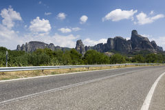 Greece - Meteora Stock Images