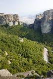 Greece - Meteora Royalty Free Stock Image