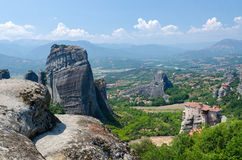 Greece, Meteora Stock Photos