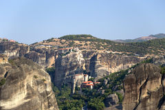 Greece. Monasterys of Meteora Stock Images