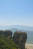 Greece, the mountains of Thessaly. Royalty Free Stock Photography