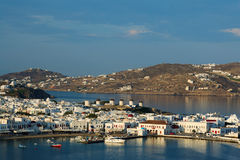 Greece - Mykonos island Royalty Free Stock Photos