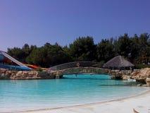 greece neos marmaras hotelu portocarras Zdjęcia Royalty Free