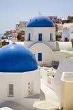 greece oia santorini Royaltyfri Fotografi