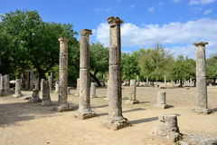 Greece Olympia origin of the Olympic games Royalty Free Stock Photography