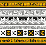 greece ornament ilustracji