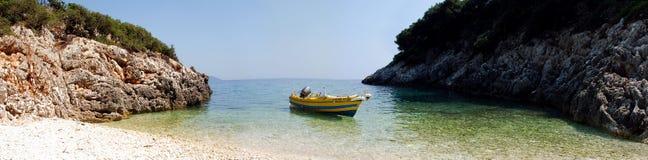 greece panoramiczny Zdjęcia Stock