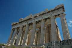 greece parthenon Fotografia Royalty Free