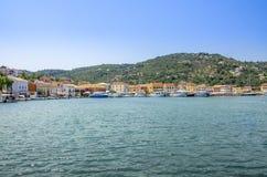 Greece - Paxos Island -  Ionian Sea Stock Image