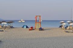 Greece Peloponnese. Elafonisos Island. seascape Royalty Free Stock Images