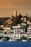 Greece, Poros Island Royalty Free Stock Image