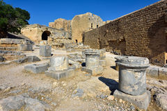 Greece, Rhodes Island Royalty Free Stock Photography